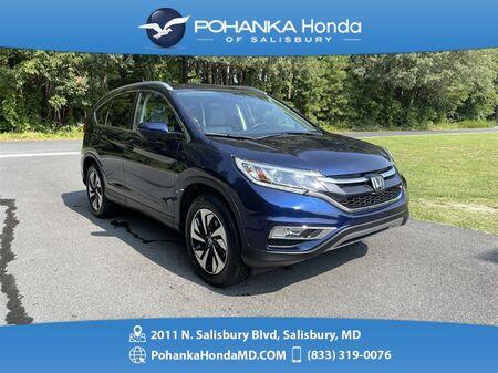 2015_Honda_CR-V_Touring ** Pohanka Certified 10 Year / 100,000 **_ Salisbury MD