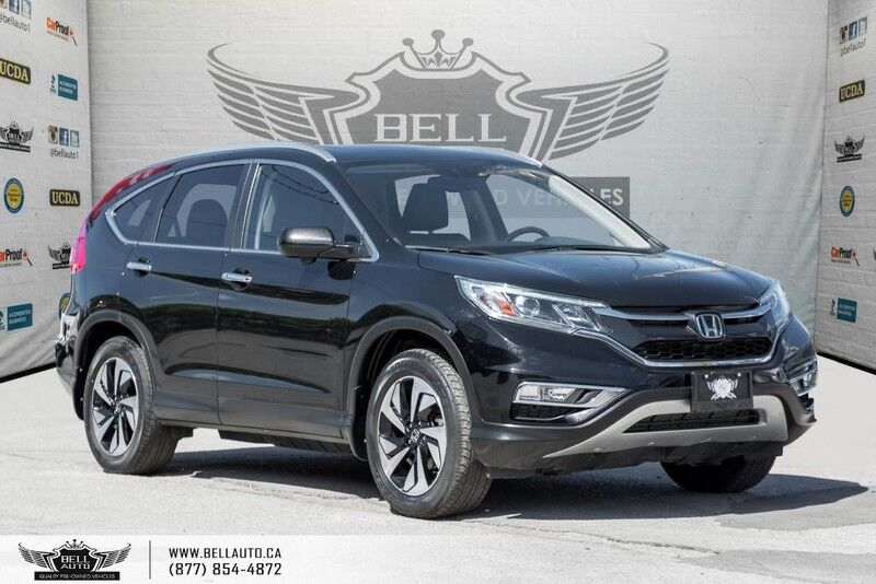 2015 Honda CR-V Touring, AWD, NO ACCIDENT, NAVI, BACK-UP CAM, BLINDSPOT CAM