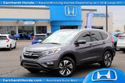 2015 Honda CR-V Touring Video