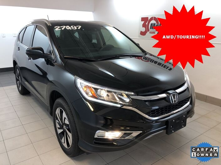 2015 Honda CR-V Touring Columbia SC