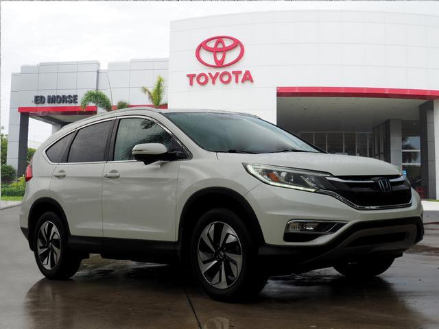 2015 Honda CR-V Touring Delray Beach FL
