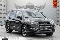 Honda CR-V Touring, NAVI, BACK-UP CAM, BLIND SPOT CAM, SUNROOF 2015