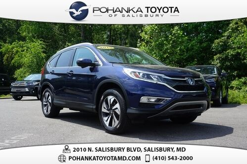 2015_Honda_CR-V_Touring_ Salisbury MD
