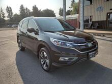 2015_Honda_CR-V_Touring_ Spokane WA