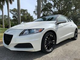 2015_Honda_CR-Z_Base_ Hollywood FL
