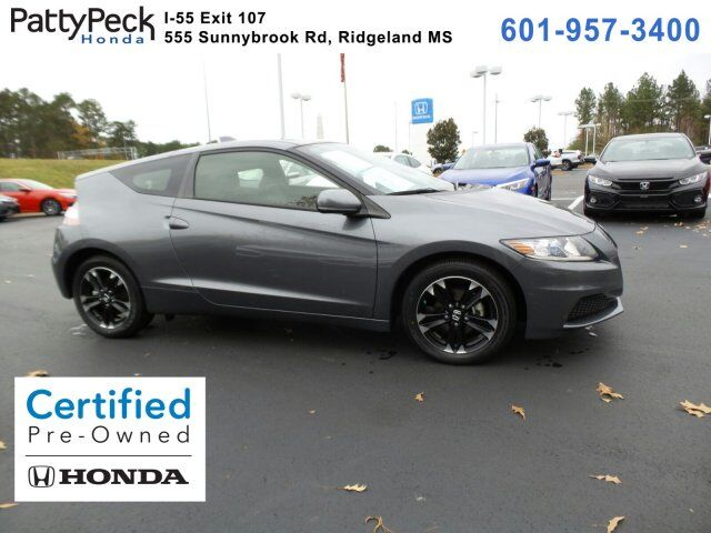 2015 Honda CR-Z Hybrid Base FWD Jackson MS