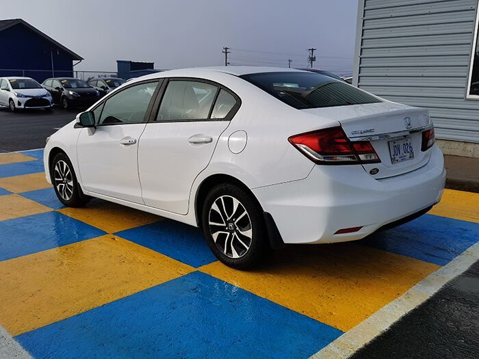 2015 Honda Civic LX Mount Pearl NL