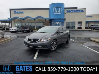 2015_Honda_Civic_4dr CVT EX_ Richmond KY
