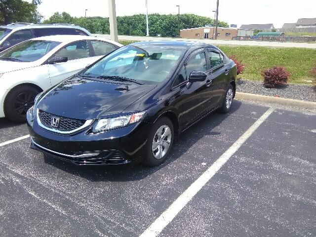2015 Honda Civic 4dr CVT LX Richmond KY