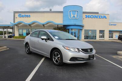 2015_Honda_Civic_4dr CVT SE_ Richmond KY
