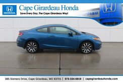 2015_Honda_Civic Coupe_EX-L_ Cape Girardeau MO