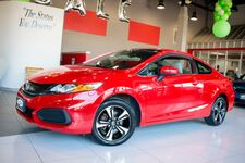 2015 Honda Civic Coupe EX Manual 1 Owner