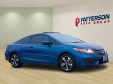 2015_Honda_Civic Coupe_EX***1 OWNER***CLEAN CARFAX***SUNROOF***_ Wichita Falls TX