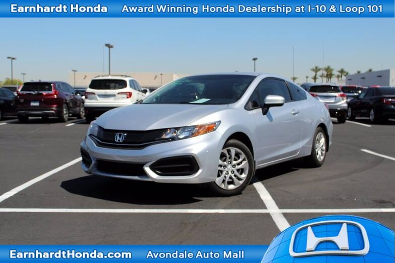2015 Honda Civic Coupe LX Avondale AZ