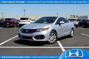 2015_Honda_Civic Coupe_LX_ Phoenix AZ