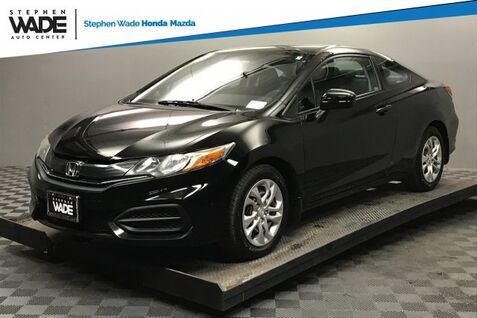 2015_Honda_Civic Coupe_LX_ St George UT