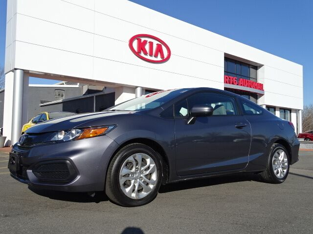 2015 Honda Civic Coupe LX Swansea MA