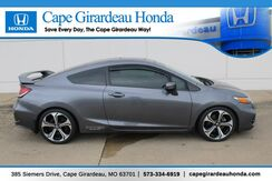 2015_Honda_Civic Coupe_Si_ Cape Girardeau MO