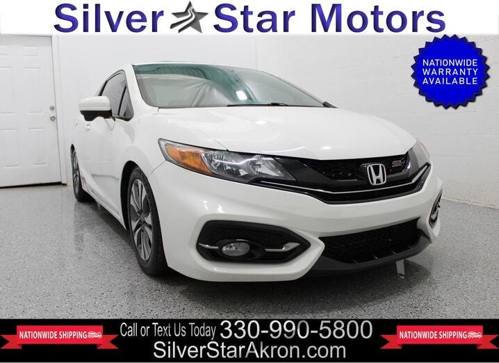 2015 Honda Civic Coupe Si Tallmadge OH
