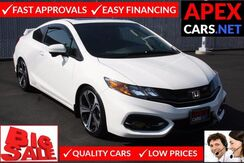 2015_Honda_Civic Coupe_Si_ Fremont CA