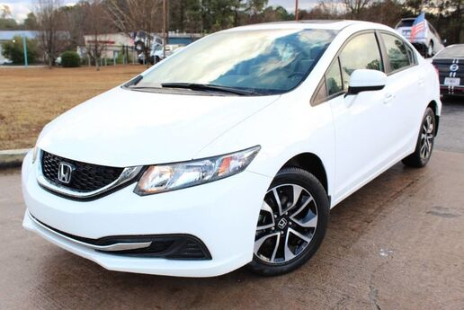 2015 Honda Civic EX - w/ BACK UP CAMERA & SUNROOF Lilburn GA