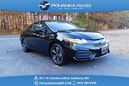 2015_Honda_Civic_EX ** SUNROOF ** GUARANTEED FINANCING **_ Salisbury MD