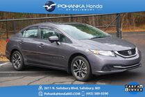 2015 Honda Civic EX ** SUNROOF & BACK UP CAMERA ** ONE OWNER **