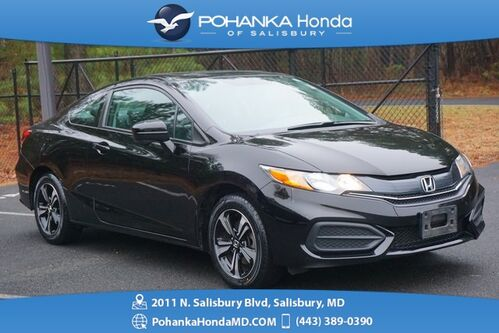 2015_Honda_Civic_EX ** SUNROOF & SIDE VIEW CAMERA ** BEST MATCH **_ Salisbury MD