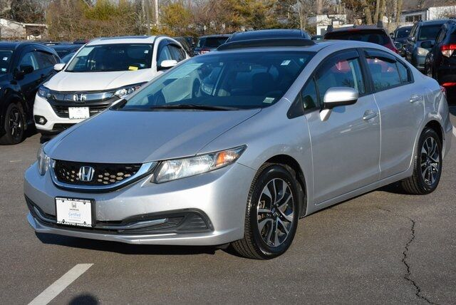 2015 Honda Civic EX Bay Shore NY
