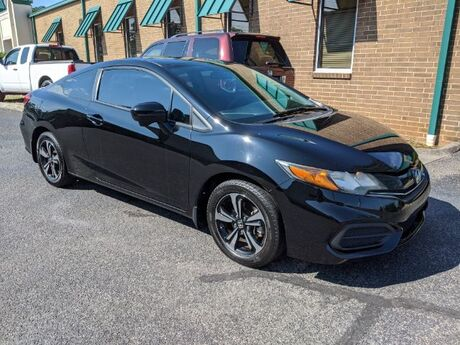 2015 Honda Civic EX Coupe CVT Knoxville TN