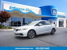 2015_Honda_Civic_EX_ Johnson City TN