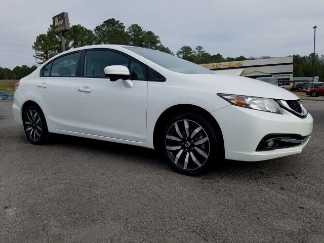 2015 Honda Civic EX-L Chattanooga TN