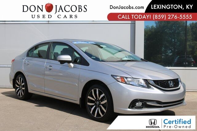 2015 Honda Civic EX-L Lexington KY