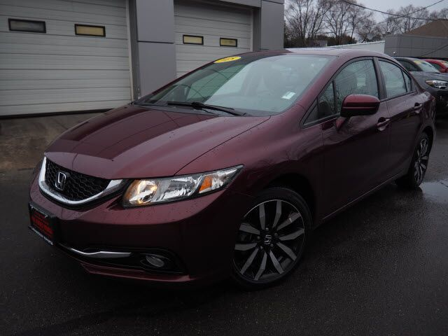 2015 Honda Civic EX-L Lexington MA
