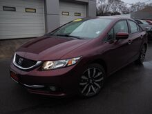2015_Honda_Civic_EX-L_ Lexington MA