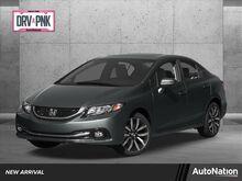 2015_Honda_Civic_EX-L_ Roseville CA