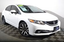 2015_Honda_Civic_EX-L_ Seattle WA