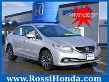 2015_Honda_Civic_EX-L_ Vineland NJ