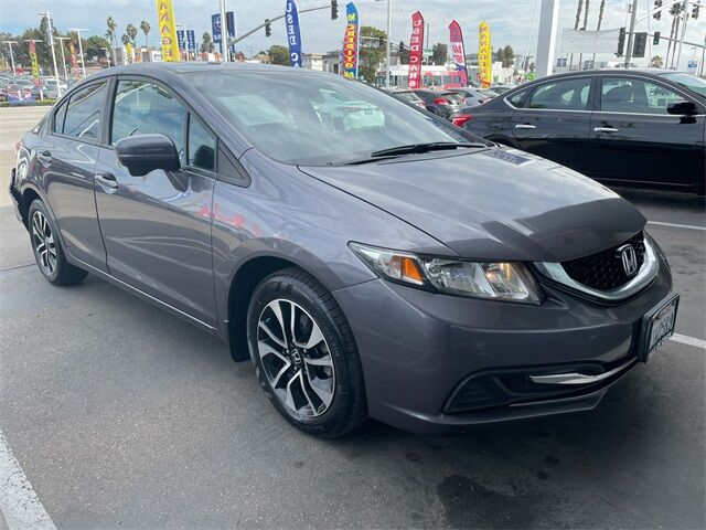 2015 Honda Civic EX National City CA