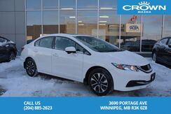2015_Honda_Civic_EX *One Owner Lease Return/Remote Starter Included*_ Winnipeg MB