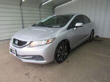 2015_Honda_Civic_EX Sedan CVT_ Dallas TX