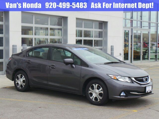 2015 Honda Civic Hybrid  Green Bay WI