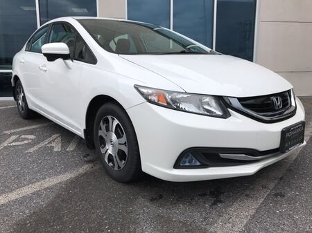 2015_Honda_Civic_Hybrid ** NAVI & LEATHER ** ONE OWNER **_ Salisbury MD