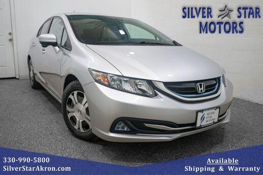 2015 Honda Civic Hybrid  Tallmadge OH