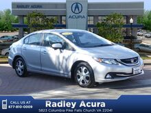 2015_Honda_Civic_Hybrid_ Falls Church VA