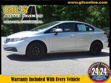 2015_Honda_Civic_LX_ Columbus GA