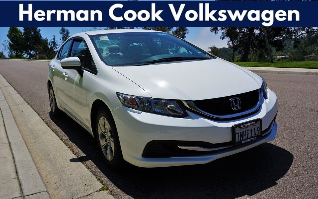 2015 Honda Civic LX Encinitas CA