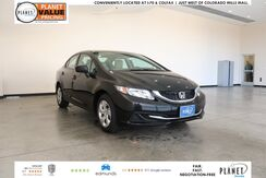 2015 Honda Civic LX Golden CO