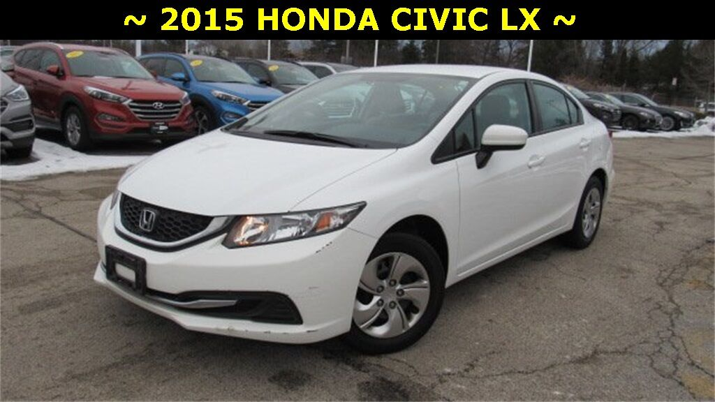 2015 Honda Civic LX Highland Park IL