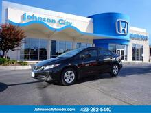 2015_Honda_Civic_LX_ Johnson City TN